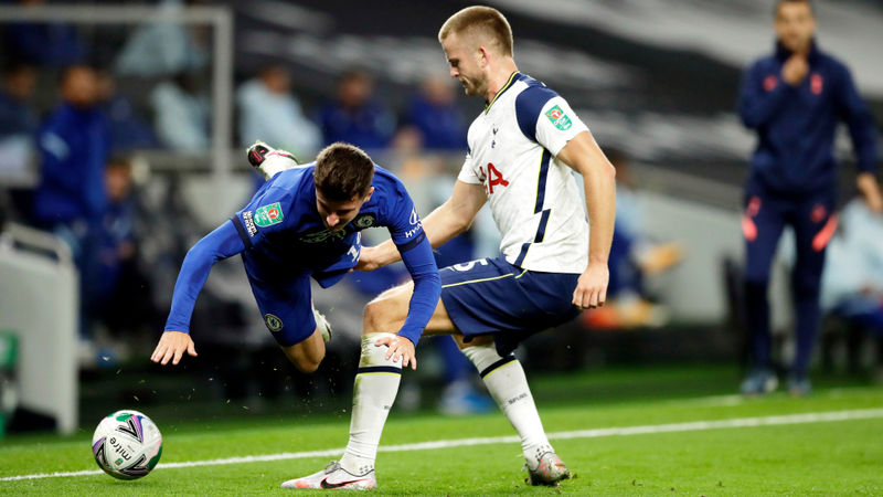 Mourinho hails Dier for inhuman effort despite unplanned cup-tie comfort break