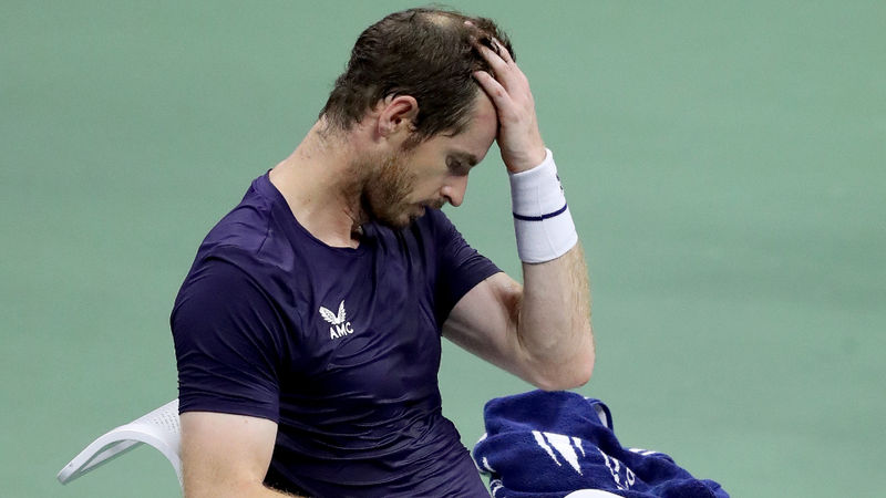 US Open 2020: Murray won't stop chasing grand slams despite being back at 'square one'