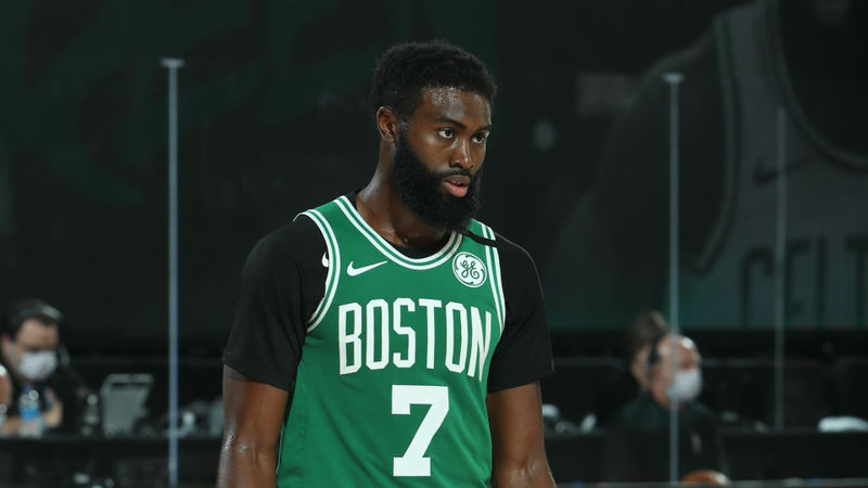 Celtics guard Brown fumes over Anunoby buzzer-beater