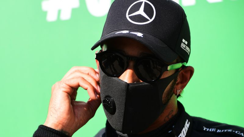 F1 2020: Hamilton on pole again as Ferrari endure miserable home outing