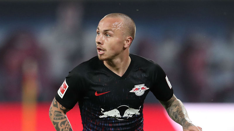Leipzig extend Angelino's loan from Man City
