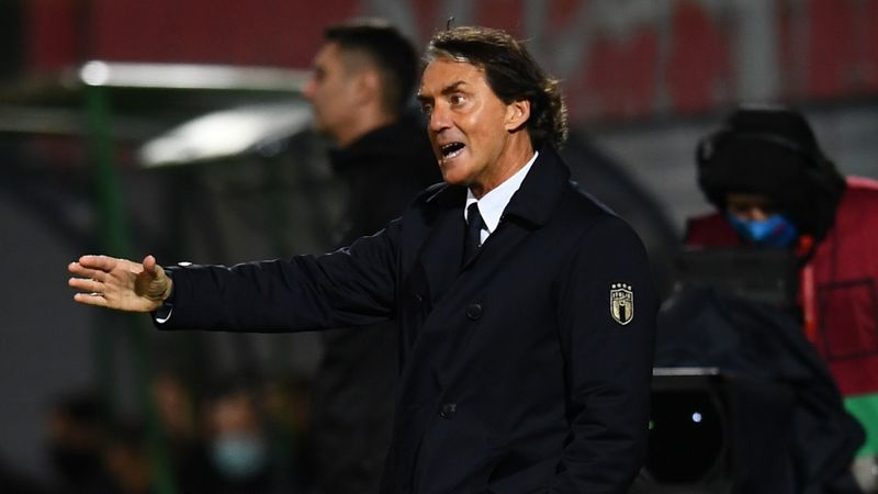 Mancini wants bigger Euro 2020 squads as he aims to match Lippi's World Cup feat