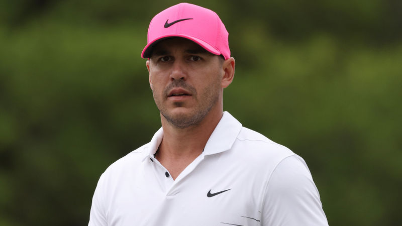 The Masters: Koepka set for 'long break' after missing cut