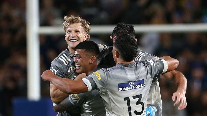 Chiefs edge out Highlanders in extra-time thriller