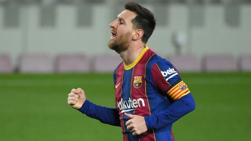 Zidane hopes Messi stays with Barcelona