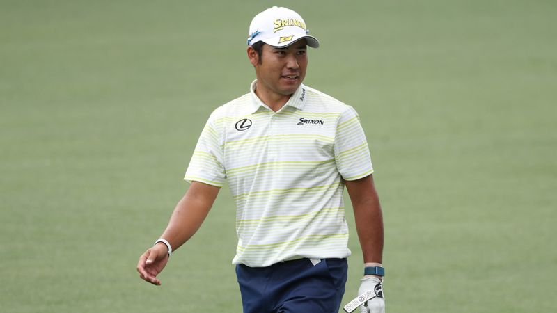 The Masters: Magnificent Matsuyama extends lead to five strokes