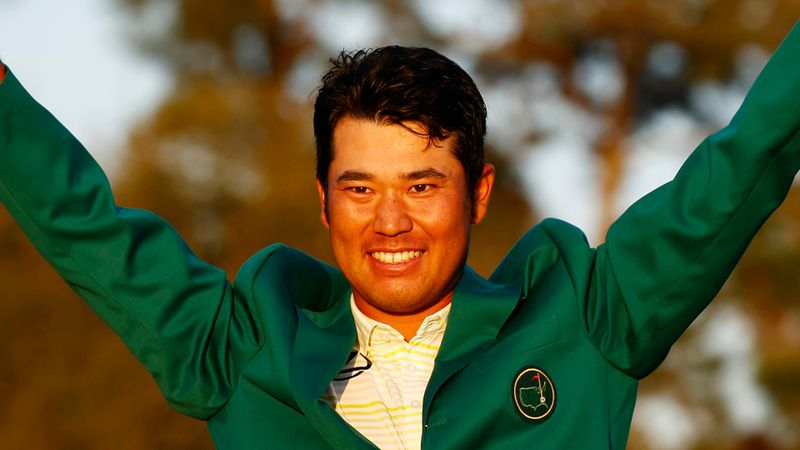 The Masters: Matsuyama victory has taken golf up a notch, says Player