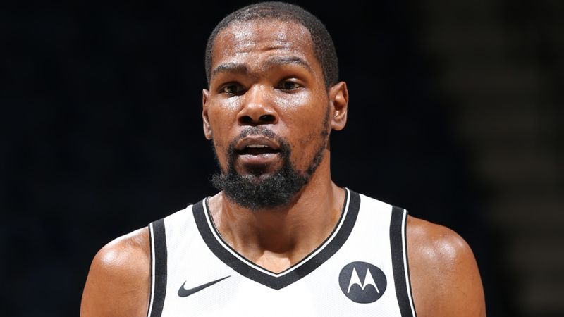 Durant focused on returning to full fitness, not Nets-76ers showdown