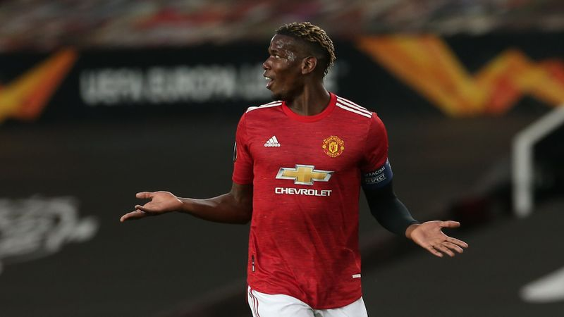 Solskjaer explains Pogba substitution as Man Utd star admits: I had to come off
