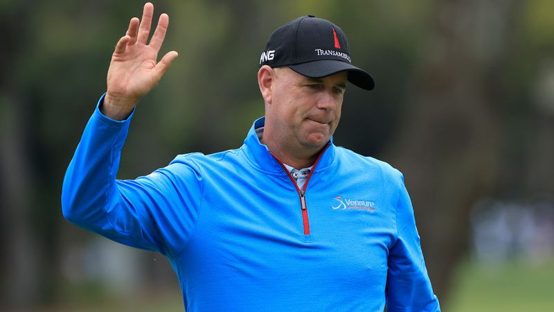 Cink breaks 36-hole record to earn five-shot lead at RBC Heritage