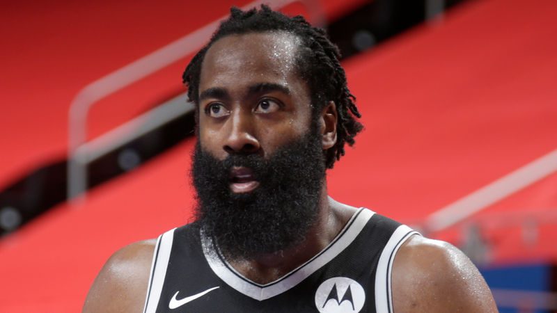 Harden 'progressing well' but Nets return still to be determined