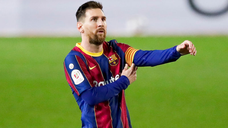 Barca president Laporta 'convinced' Messi will remain at Camp Nou
