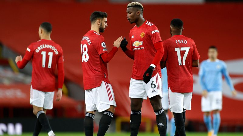 Pogba: Playing with Fernandes at Man Utd is a joy