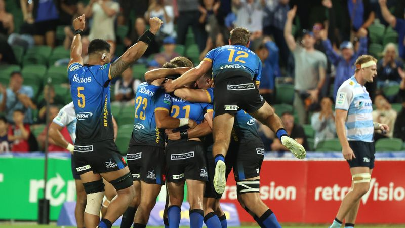 Miotti strikes late to complete thrilling comeback for Western Force in Waratahs clash