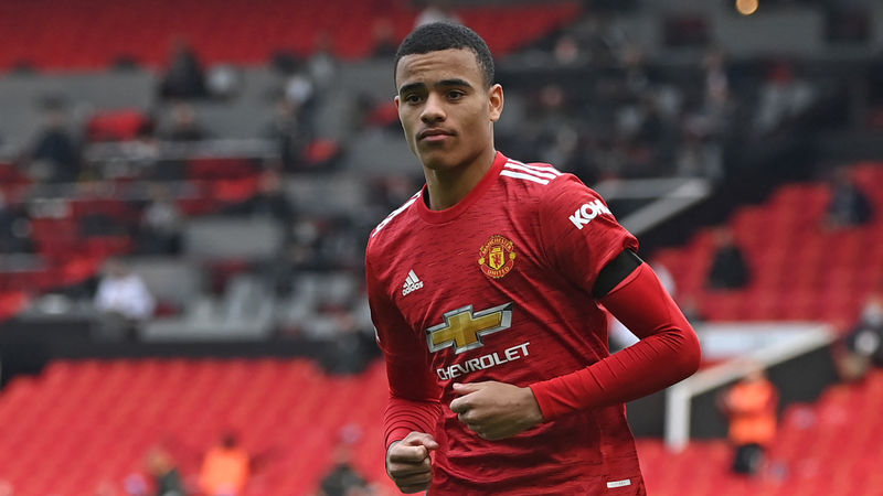 Manchester United 3-1 Burnley: Greenwood double fires Solskjaer's men to fifth successive win