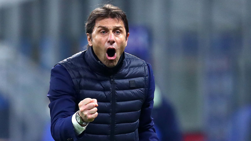 Conte offers advice to Inter players in Scudetto race: Shut up and pedal!