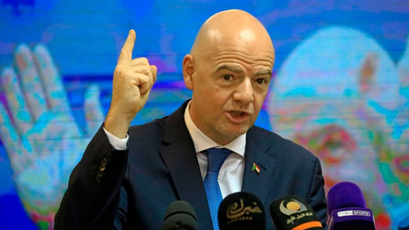 European Super League: FIFA and Infantino 'strongly disapprove' breakaway competition