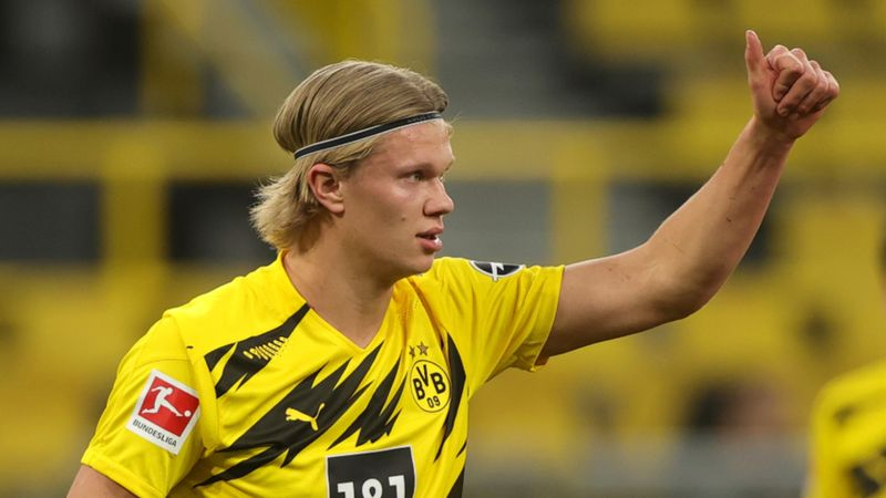Haaland to remain at Dortmund no matter what - Zorc