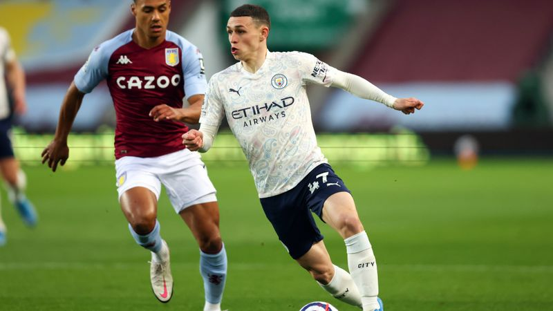 Foden is becoming a serious player - Guardiola