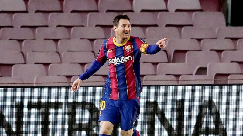 Barcelona 5-2 Getafe: Messi turns on the style in Blaugrana rout