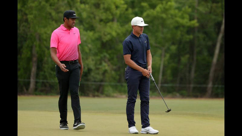 Finau-Champ join Hovland-Ventura atop Zurich Classic of New Orleans