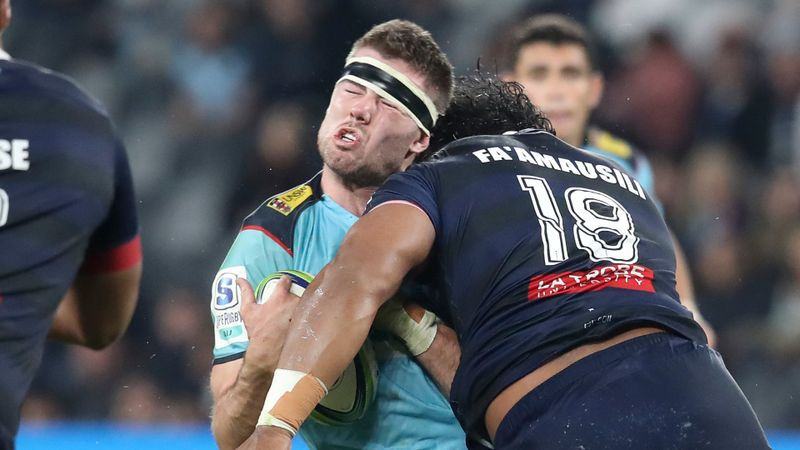 Waratahs 25-36 Rebels: Tahs condemned to winless campaign