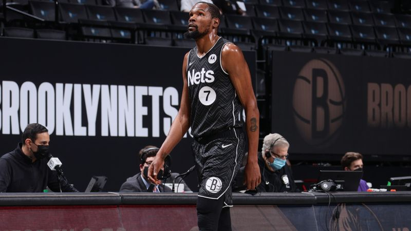 Nets' Durant returns and scores 33 off bench: It's like riding a bike