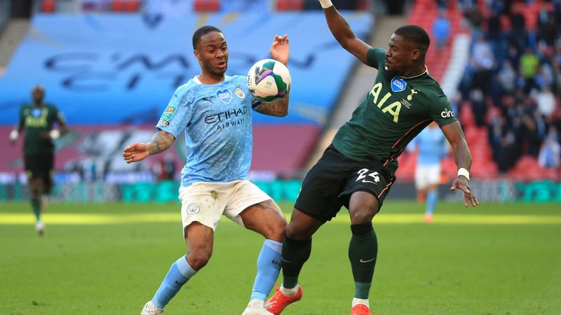 Sterling rages against his City struggles for more Wembley joy