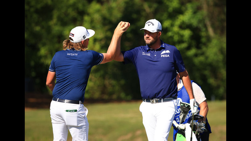 Australian pair Leishman and Smith win Zurich Classic of New Orleans