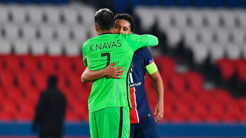 PSG need Navas and Marquinhos as much as Neymar and Mbappe against solid Man City