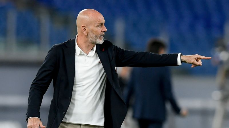 Pioli expects Milan to come out fighting after Lazio defeat