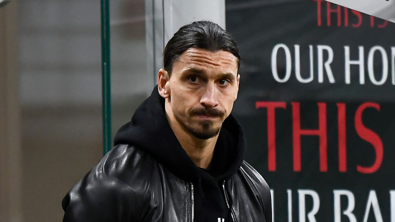 UEFA investigating Ibrahimovic over alleged 'financial interest in betting company'