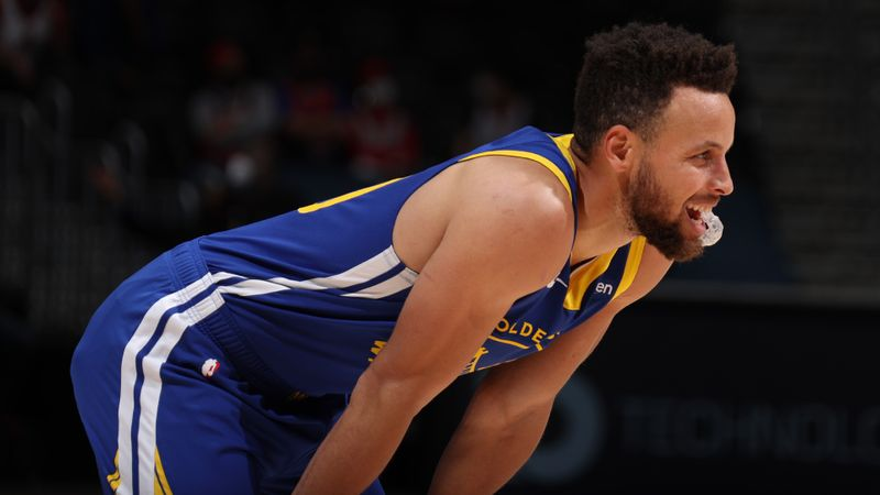 Curry urges swift Warriors response ahead of 10-game 'sprint to the finish line'