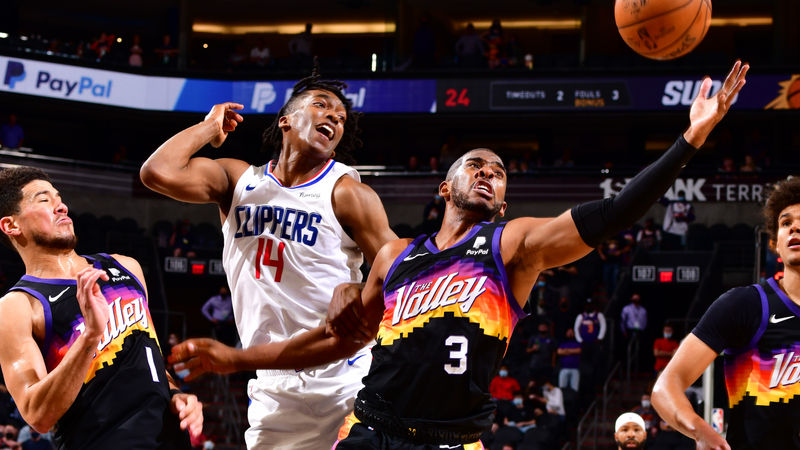 Paul leads Suns to drought-breaking playoffs spot as 76ers also clinch and Westbrook stars