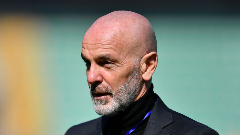 Pioli remains calm over key trio as Milan set sights on Champions League