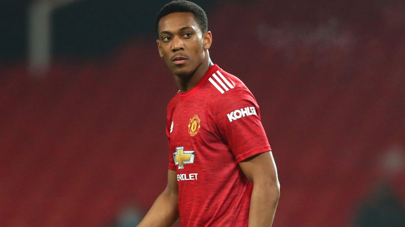 Martial could miss rest of season, says Man Utd boss Solskjaer