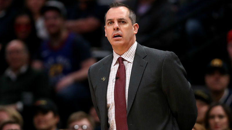 Injury-hit Lakers should 'have what it takes' without LeBron and Davis, insists Vogel