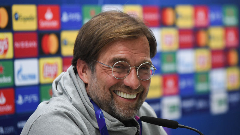 Klopp insists Liverpool are 'not on a revenge tour' ahead of Real Madrid showdown