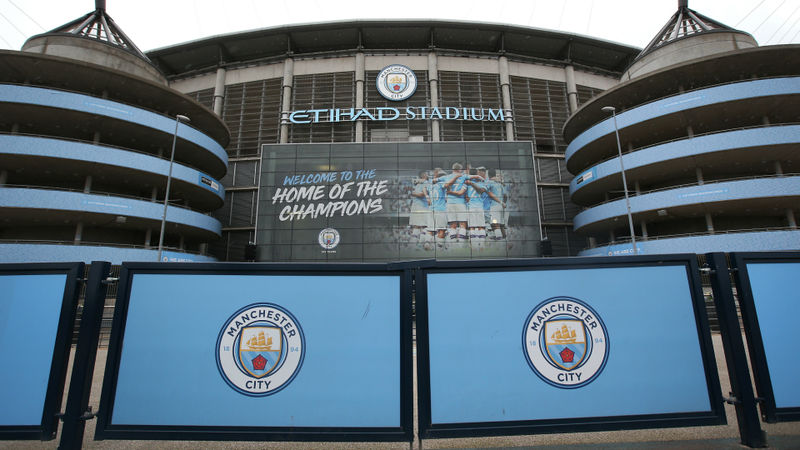 Man City post £126m loss in 2019-20 annual report