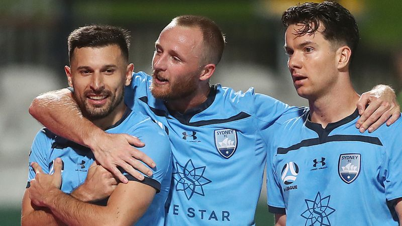 Sydney FC 1-0 Perth Glory: Barbarouses finds a way past Reddy to secure victory
