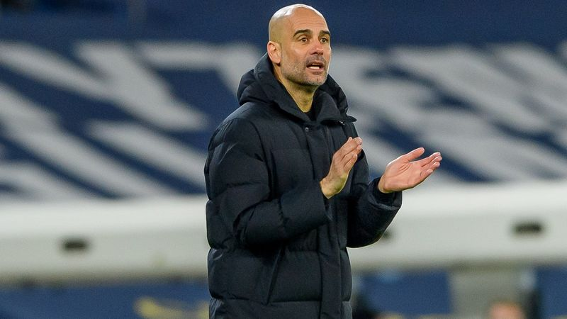Guardiola promises Man City won't sit back in pursuit of Champions League semis