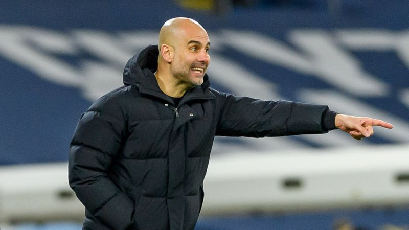 Guardiola admits Man City felt pressure in Dortmund battle