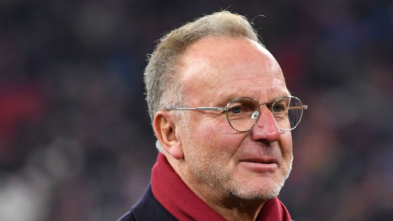 Bayern chief Rummenigge against scrapping FFP & letting only 'clubs owned by billionaires' compete