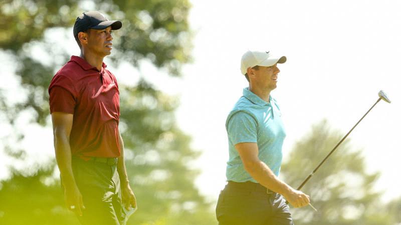 The Masters: Grand Slam hopeful McIlroy says golf stars must visit Tiger Woods to 'keep his spirits up'