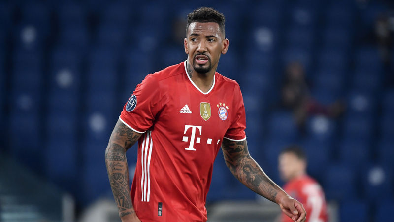 Boateng to leave Bayern at end of season, Salihamidzic announces