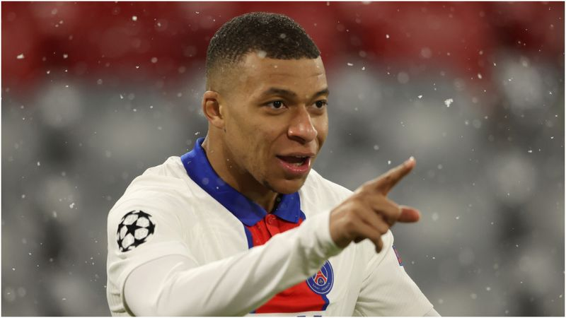 PSG match-winner Mbappe determined to inflict more damage on Bayern