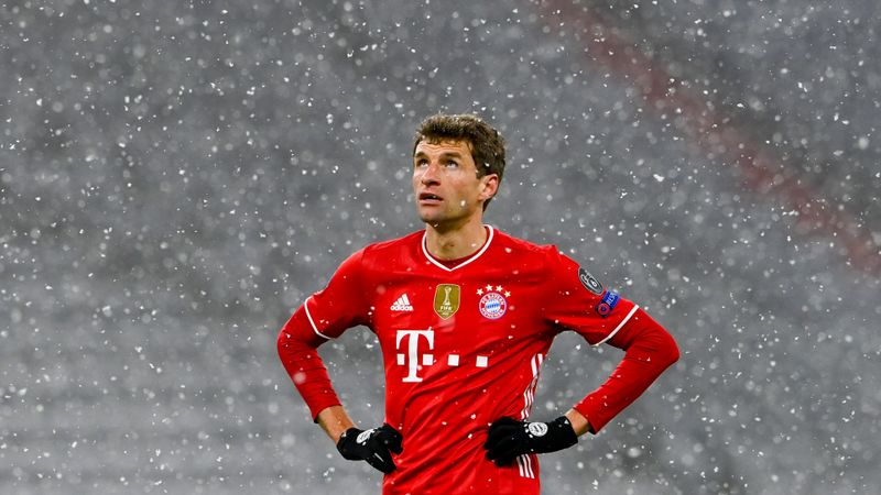 Bayern's Muller: We shot ourselves in the foot against PSG