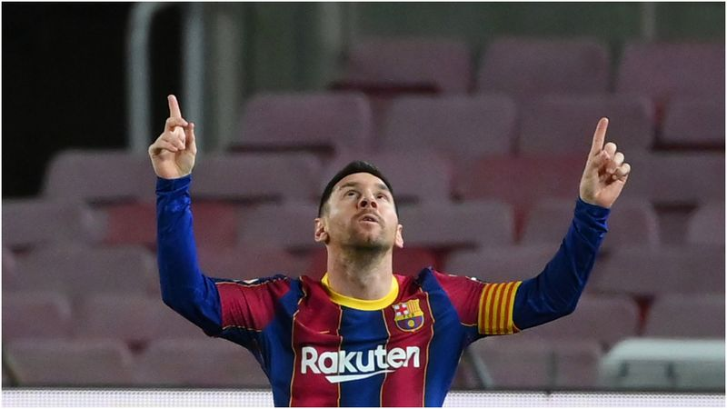 Messi hits 650th Barcelona goal as stunning free-kick shows his value