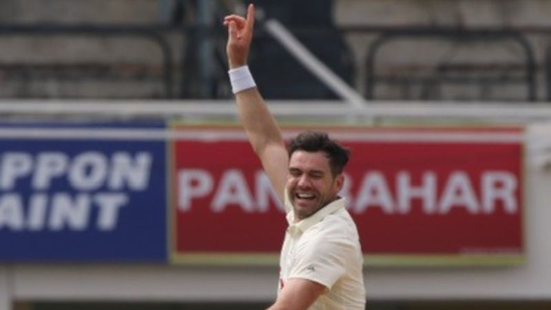 Hungry Anderson warns he can move to another level after Chennai masterclass