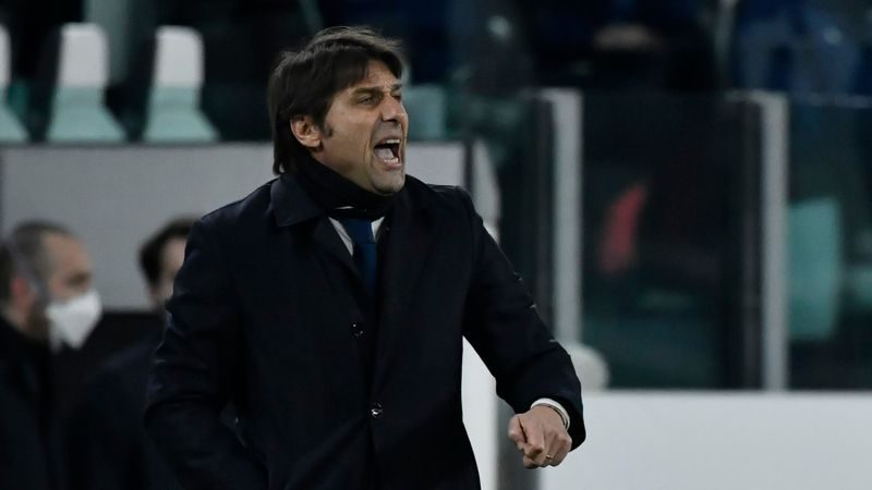 Juventus 'need more sportsmanship and respect' rages Conte after Inter's Coppa Italia exit